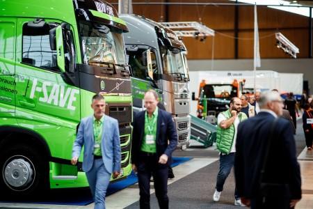 Auf der siebten NUFAM – Die Nutzfahrzeugmesse präsentieren über 350 Aussteller das gesamte Leistungsspektrum der Branche