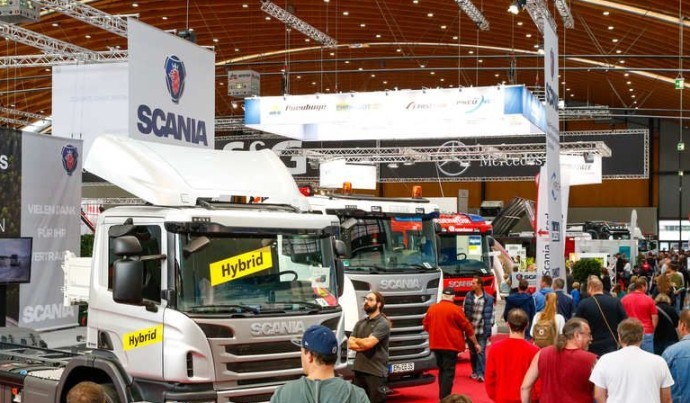 Commercial vehicles - a wide range of solutions