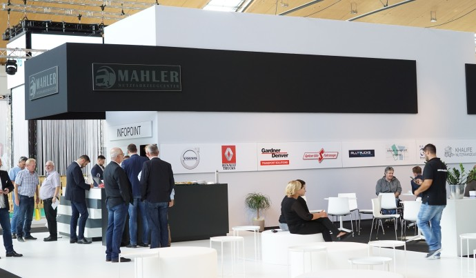 To book a stand at NUFAM_Volvo_Renault Stand